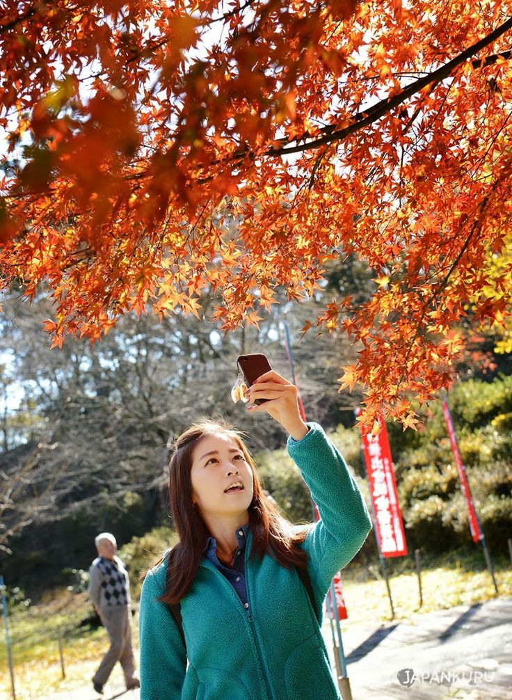 Il Giappone, l'autunno, i suoi colori
