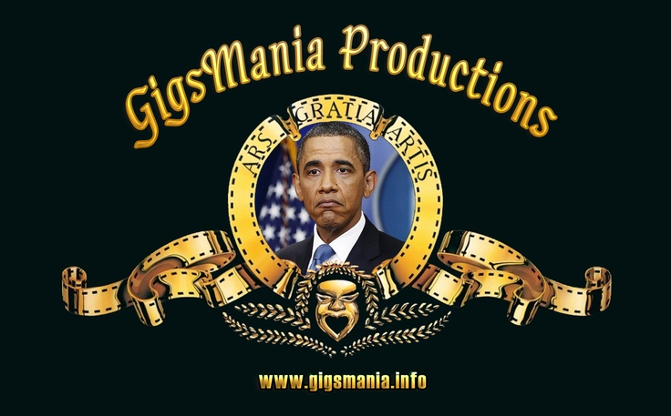 MGM Logo PSD | GigsMania