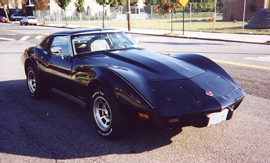 chevy 1976 chevy corvette