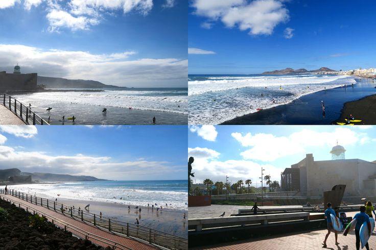 Las Palmas de Gran Canaria surf