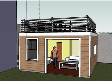 turning your garage into a guest house - Google Search