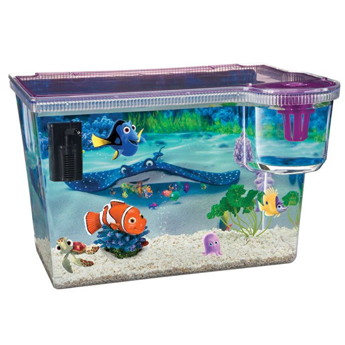 25 best ideas about finding nemo fish tank on pinterest for Finding nemo fish tank
