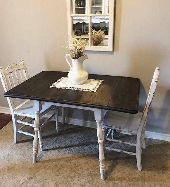 Best 25+ Distressed Kitchen Tables Ideas On Pinterest