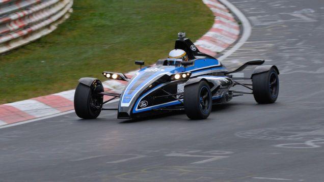 Formula Ford Road Car