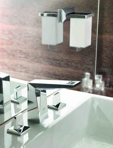 Best Bathroom Faucets from GROHE, Eco friendly Products for Modern Bathrooms