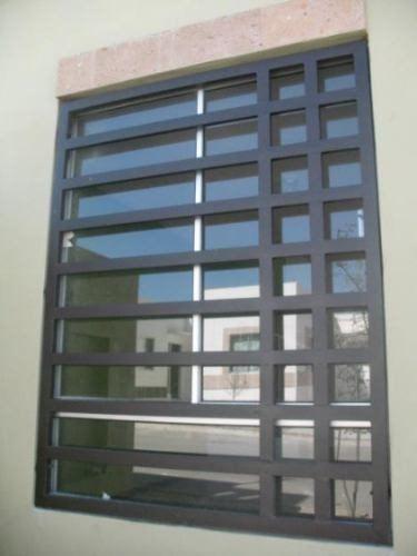 Las 25 mejores ideas sobre rejas para ventanas modernas en for Casas minimalistas precios