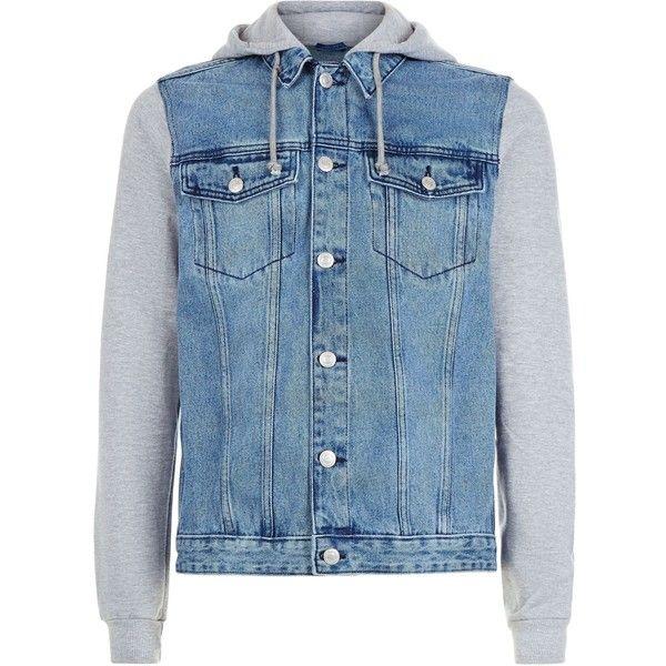 17 Best ideas about Hooded Jean Jackets on Pinterest | Hood jeans ...