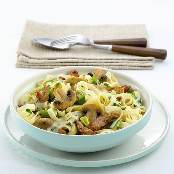 Pannetje met filet en champignons | Gezonde Recepten | Weight Watchers