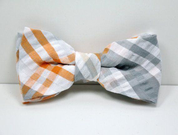 Boys Ruby Red Clip On Cotton Bow Tie Bowtie amy2004marie
