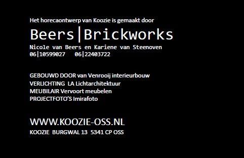 Koozie Oss - Design Beers Brickworks