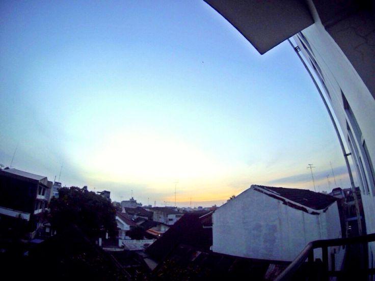 Whatever sunrise