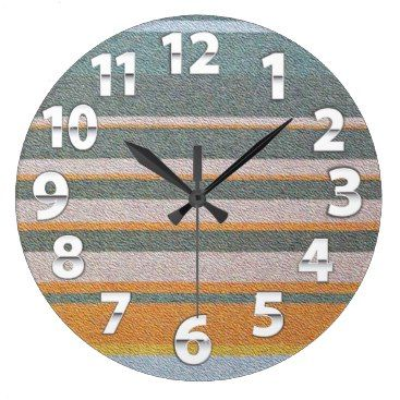 "Title : #603, Geometric, Stripes, Color Hues, OR, GN, TN Large Clock  Description : Color Abbreviations: ALL=Any Color, BG=Beige, BK=Black, BL=Blue, BN=Brown, DK=Dark, GD=Gold, GN=Green, GY=Gray, IV=Ivory, LT=Light, OL=Olive, OR=Orange, PK=Pink, RD=Red, TN=Tan, VT=Violet, WT=White, YL=Yellow, TU=Turquoise, Tribal-Geometric-Ethnic Patterns, include Stripes, Arrows, Triangles, Animal-Drawings, ""Woodland-Animals, Floral, Cross, Circles, Plus Signs, Broken Checks, Abstract, ""Spiritual-Inspired""…"