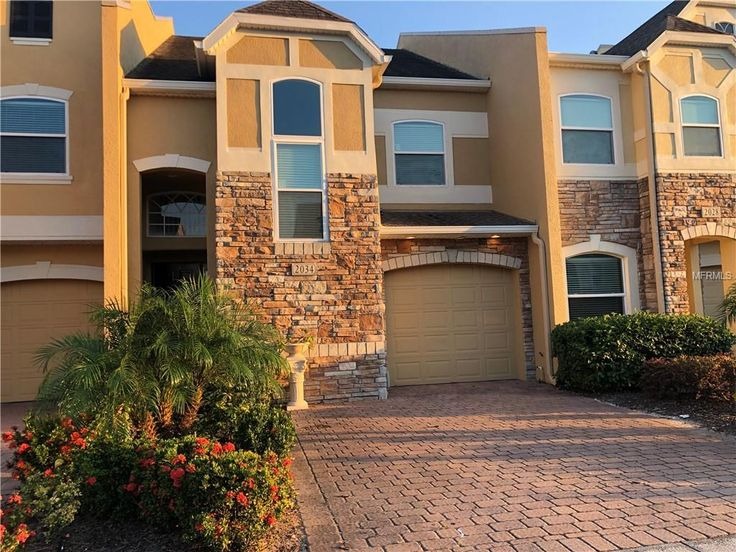 Lake Nona Orlando 3 Bedroom Townhome 2 Bath 1827 Sqft