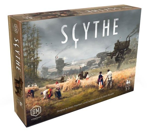 Enter to Win Scythe!
