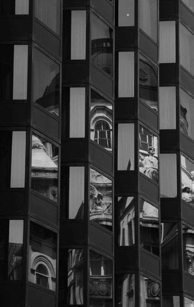 Photo by me. Photo: Diána Rigó #Budapest in the summer of 2015 #Hungary  #photography #reflections  #Black_and_White