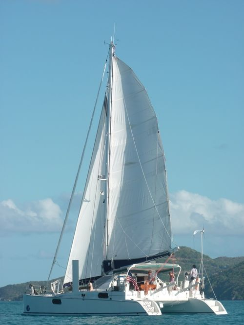 Catamarans BICOQUE , Manufacturer: CATANA, Model Year: 2001, Length: 41ft, Model: Catana 401, Condition: Used, Listing Status: Catamaran for Sale, Price: USD 275000