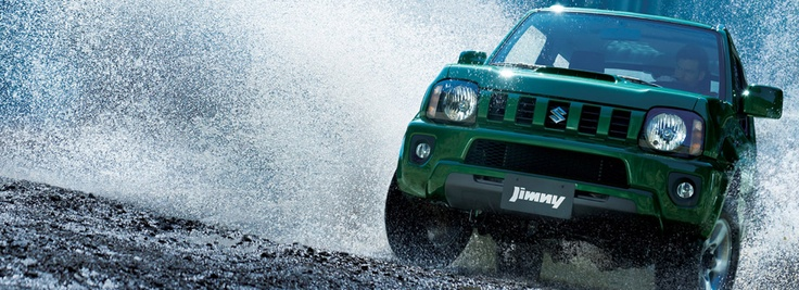 The Jimny is extremely driver friendly. On the road and in the rough, its high-performance features make handling easy for professionals and novices alike. Where you point, the Jimny follows.