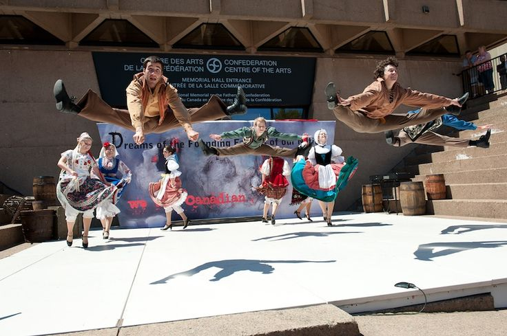 Confederation Centre Young Company Presents Les Feux Follets in Charlottetown PEI