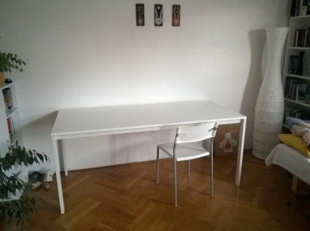 120 Zl Dlugi Stol Moze Sluzyc Jako Jadalniany Lub Jako Wygodne Biurko Stan Bardzo Dobry Home Decor Furniture Home