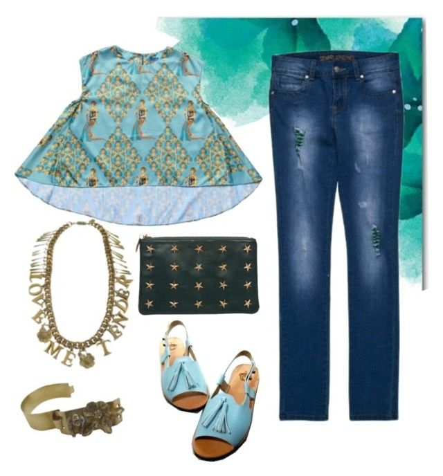 """""""Casual Look"""" by alaksmi08 on Polyvore"""