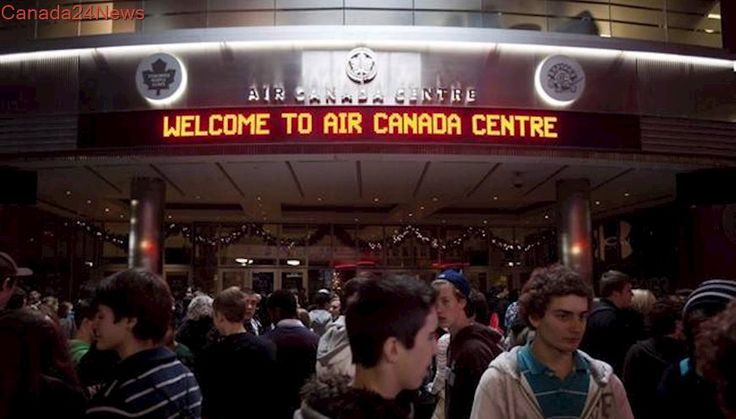 Why Scotiabank paid $800M for naming rights to the Air Canada Centre