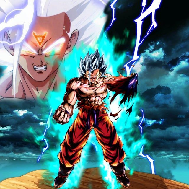 For Those Who Know Have Watched Anime War I Made An Omni God Goku With Legends Art Could Be A Lot Anime Dragon Ball Dragon Ball Image Dragon Ball Super Manga