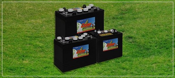 When the 6-volt golf cart batteries become too old to perform optimally, it may be time to replace them. Learn how.
