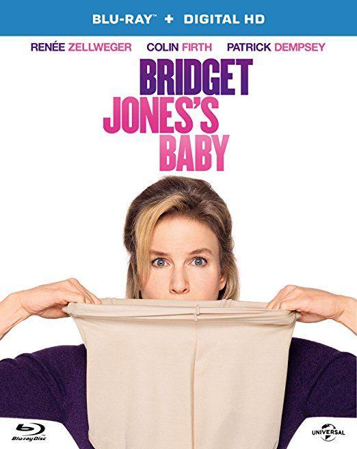 Bridget Jones's Baby (Blu-ray + UV Copy) [2016]