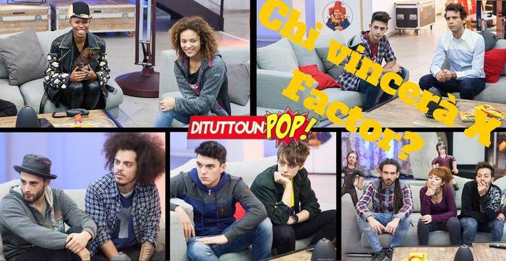 X Factor Italia: Chi vincerà X Factor 9....... secondo la Sisal? Il vincitore di X Factor 9 è il gruppo degli Urban Strangers.