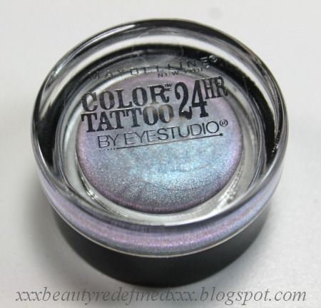 Maybelline Color Tattoo Cool Crush