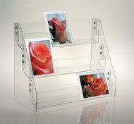Tiered Note Card Racks