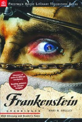 Title: Frankenstein Author: Mary Shelley Pages: 220 Summary: Mary Shelley began writing Frankenstein when she was only eighteen. At once a Gothic thriller, a passionate romance, and a cautionary ta…