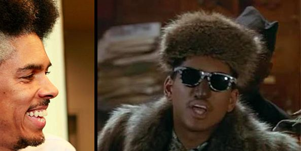 Digital Underground Rapper Shock G Was Just Arrested For Drugs And Is It Just Us Or Does He Looks Different?