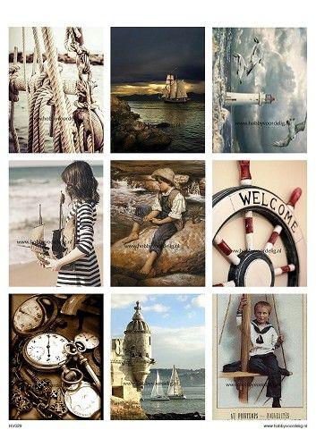 vintage knipvel 29 navy 2