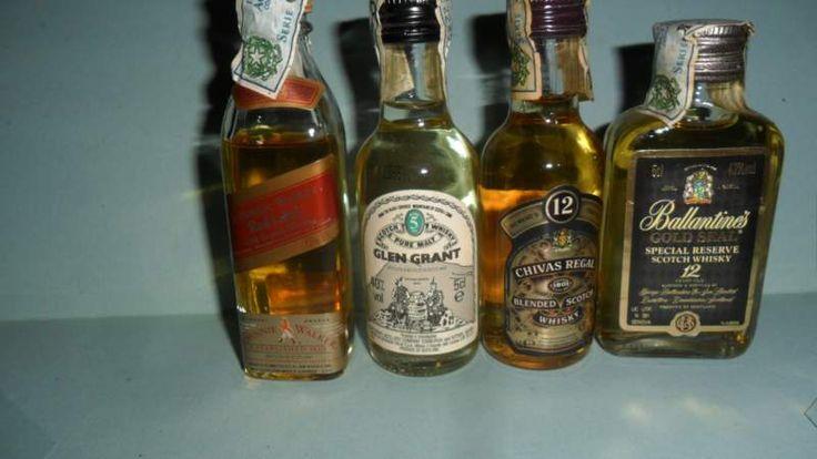 Collezionismo liquori wiski