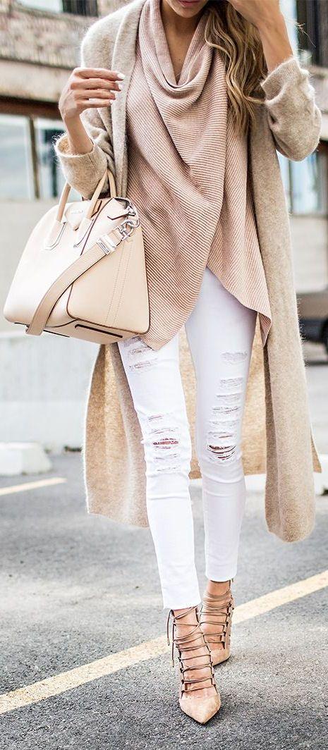 Winter Neutrals ❤︎ #street #style