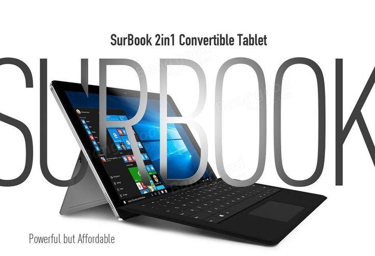 Chuwi SurBook 128GB Intel Apollo Lake Celeron N3450 Quad Core 12.3 Inch Windows 10 Tablet PC
