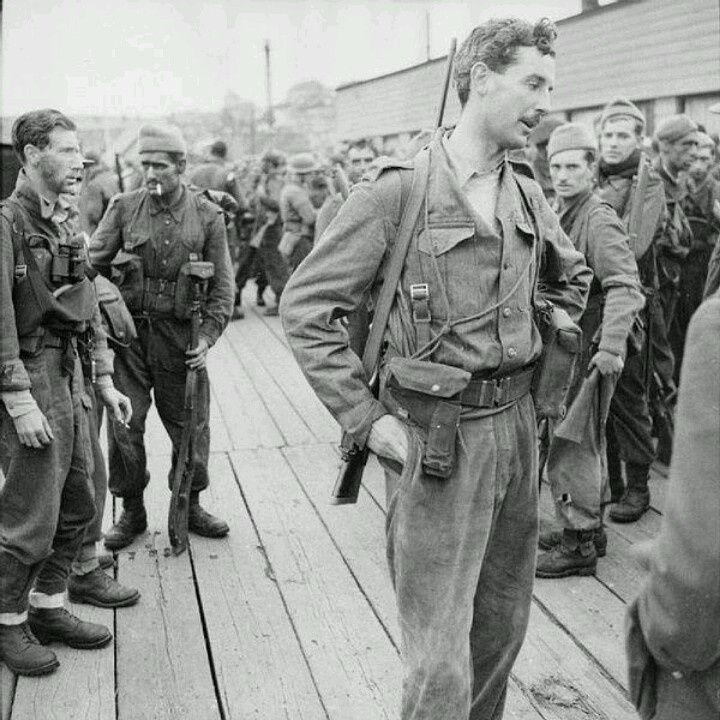 d-day marines