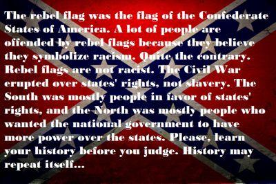 rebel flag | Tumblr