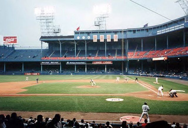 old Tiger stadium