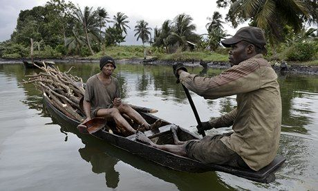 £1bn a month: the spiralling cost of oil theft in Nigeria