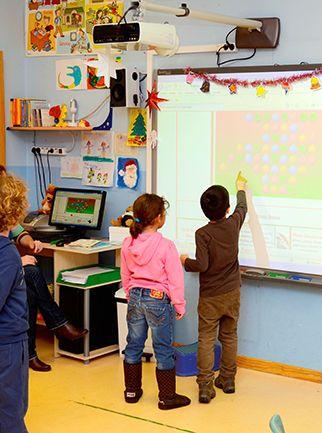 Proyecto Nuevas Tecnologías en Infantil