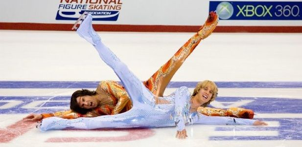I almost forgot about this one!!!  Blades of Glory (with Napoleon!)