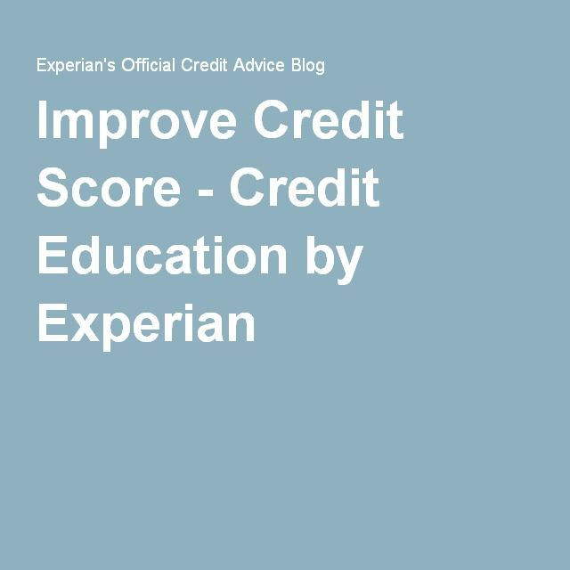 Best 25 experian credit ideas on pinterest mortgage tips how to improve your credit score experian ccuart Image collections