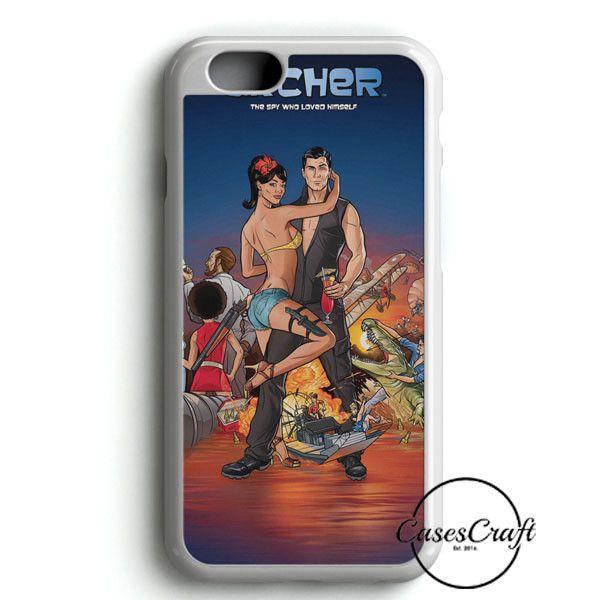 Archer Season 2 iPhone 6 Plus/6S PlusCase | casescraft