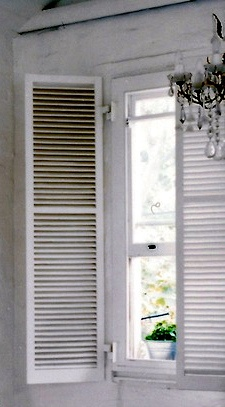 139 best images about Shabby Shutters on Pinterest Brocante