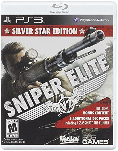 Sniper Elite V2 Silver Start Edition -- Click image for more details. Note:It is Affiliate Link to Amazon.