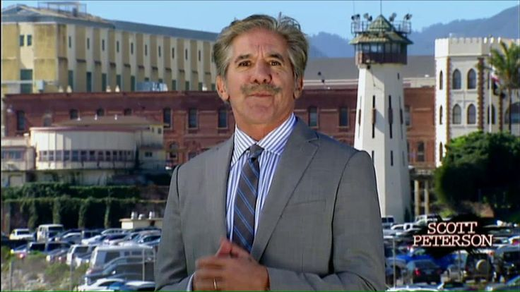 Last night in a special one-hour report, Geraldo Rivera gave viewers an in-depth look at the riveting case and Scott Peterson's surprisingly privileged life on death row in San Quentin prison.