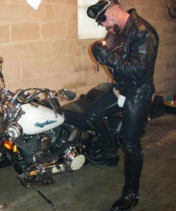 Harley Boss Hawg: 183 Best Images About Menleather And Moto On Pinterest
