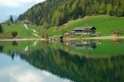 Lake Backstone / Hintersteiner See :))
